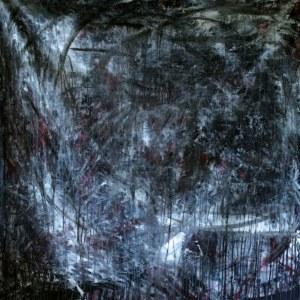Ve Symphonie de Beethoven, technique mixte sur toile, 150 x 155 cm