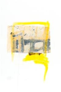Série des Ponts, collages, 55 x 65 cm, 2017