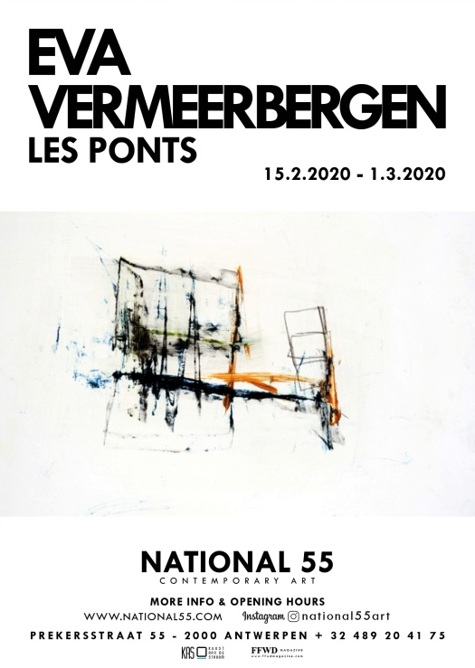 A2 - affiche EVA VERMEERBERGEN - eerste versie - beeld A breed